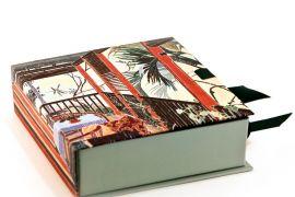 Cressida Campbell Boxed Card Set: Verandah