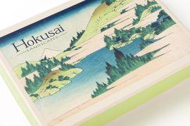 Boxed Card Set-Hokusai Landscapes