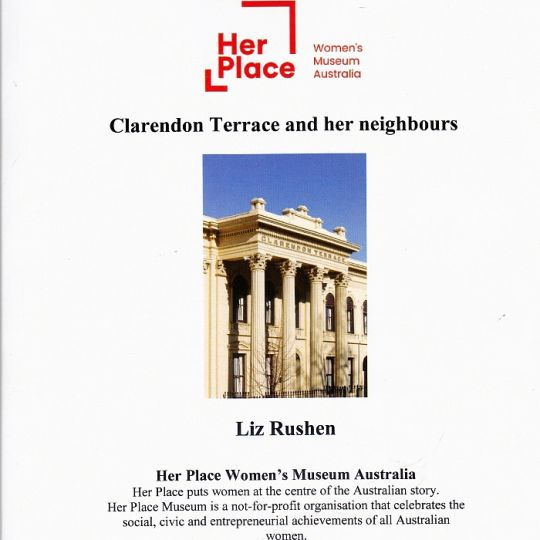 Clarendon Terrace and her neighbours