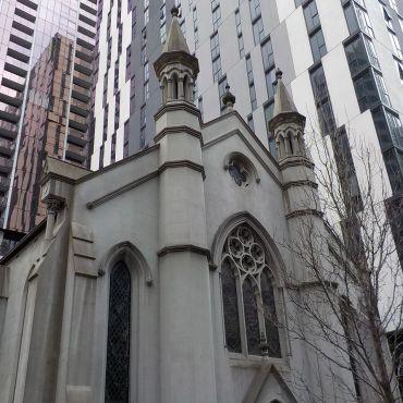 upper-level-detail welsh church