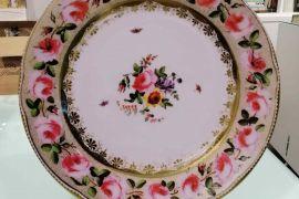 V & A Pink Roses