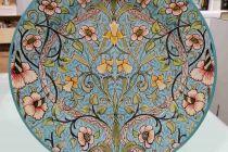 Morris Daffodil tin plate