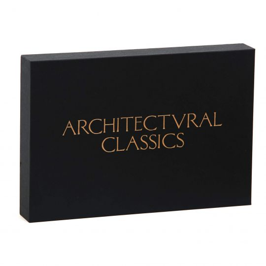 Architectural Classics boxed cards
