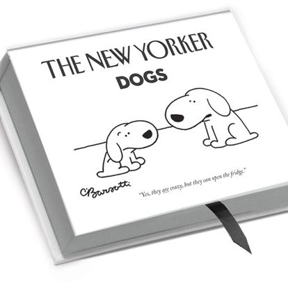 Card Set (Boxed): The New Yorker - Dogs