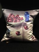 Cushion: Anita Mertzlin Limited Edition - Cherry
