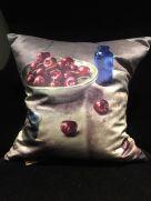 Cushion: Anita Mertzlin Limited Edition - Cherry