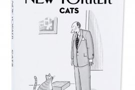 Card Set (Wallet): The New Yorker - Cats
