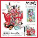 Card (3D Pop up): Alice's Teapot