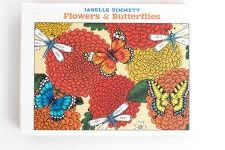 Card Set (Boxed): Butterflies
