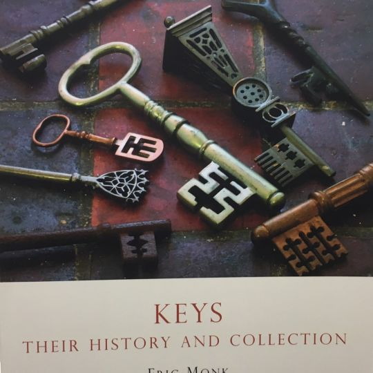 Shire Book: Keys - Their History and Collection