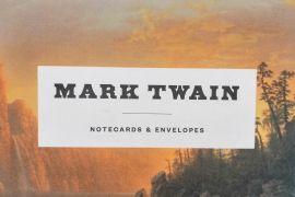 Card Set (Boxed): Mark Twain