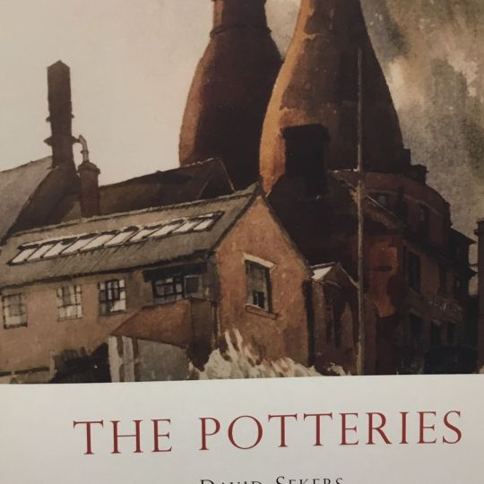 Shire Book: The Potteries