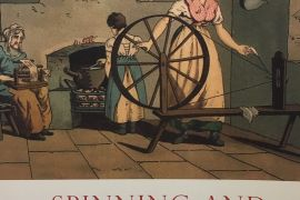 Shire Book: Spinning and Spinning Wheels