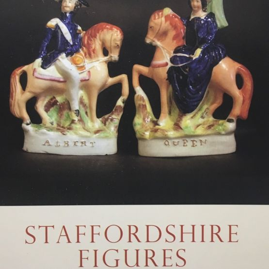 Shire Book: Staffordshire Figures