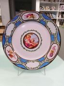 Tin Plate: Royal Collection The Madame du Barry Plate