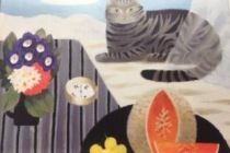 Card Set (Wallet): Mary Fedden Cats