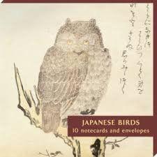 Card Set (Wallet): Japanese Birds