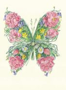 Card (DM Collection): Butterfly
