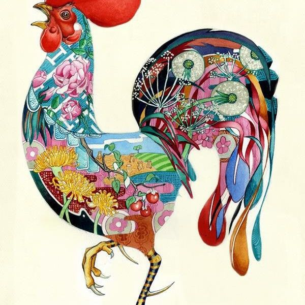 Card (DM Collection): Rooster