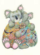 Card (DM Collection): Koalas