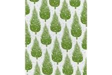 Tea Towel (Thornback & Peel): Christmas Tree