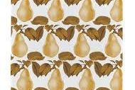 Tea Towel (Thornback & Peel): Pear