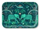 Tray (Rectangular): Zambezi Teal