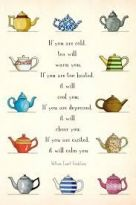 Tea Towel (Red Tractor Designs): Tea Pot Verse