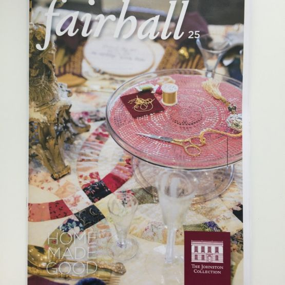 Fairhall Magazine |Issue  25 | Sept - December 2018