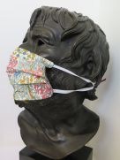 Liberty face mask floral 3