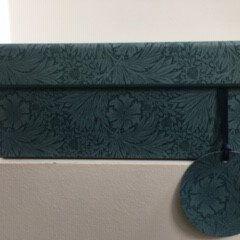 Nest Boxes - Penny Kennedy WM Classic S/berry Thief Marigold medium