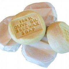 Soap (Olive Oil Soap Stone): Lavender