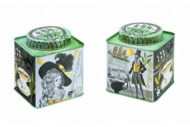 Tin: Gillian Martin Tea Caddy