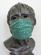 TJC Liberty Face Mask: Green
