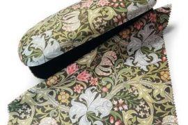 Glasses Case: William Morris Golden Lily