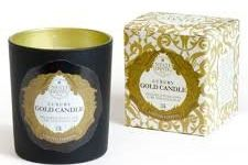 Nesti Dante Luxury Gold Candle