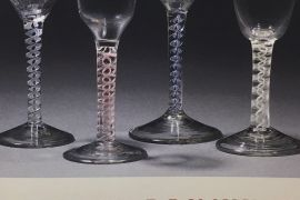 Shire Book: English Drinking Glasses 1675-1825