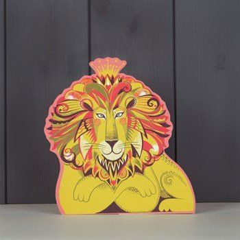 Card (Die-cut, with stand): Clarence