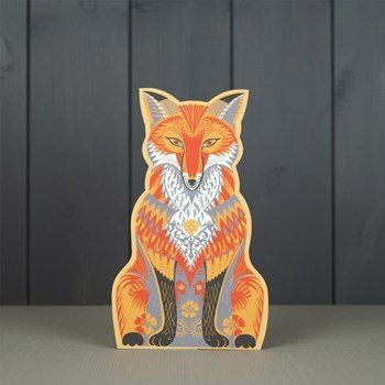 Card (Die-cut, with stand): Felix