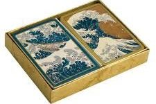 Playing Cards: The Great Wave