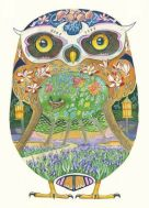 Card (DM Collection): Owl in the Forest