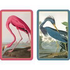 Playing Cards: Audubon Birds