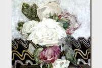 Card (CRM): White Roses
