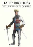 Card (Cath Tate): King of the Castle