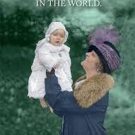 Card (Cath Tate): Grandma Babysitter