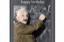 Card (Cath Tate): Albert Einstein