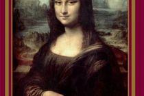 Card (Cath Tate): Mona Lisa by Leonardo da Vinci