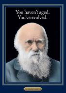 Card (Cath Tate): Charles Darwin