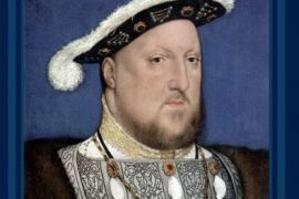 Card (Cath Tate): Henry VIII New Marriage