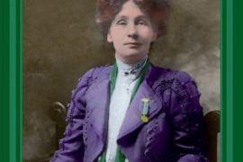 Card (Cath Tate): Emmeline Pankhurst
